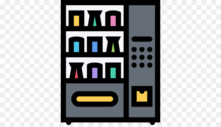 A vending machine clipart black and white Technology Icon clipart - Drink, Text, Line, transparent clip art black and white