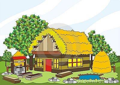 Village in spring clipart clip art stock Village house clipart 5 » Clipart Station clip art stock