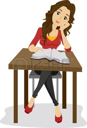 A woman reading a book clipart clip freeuse 4,410 Woman Reading Book Stock Illustrations, Cliparts And Royalty ... clip freeuse