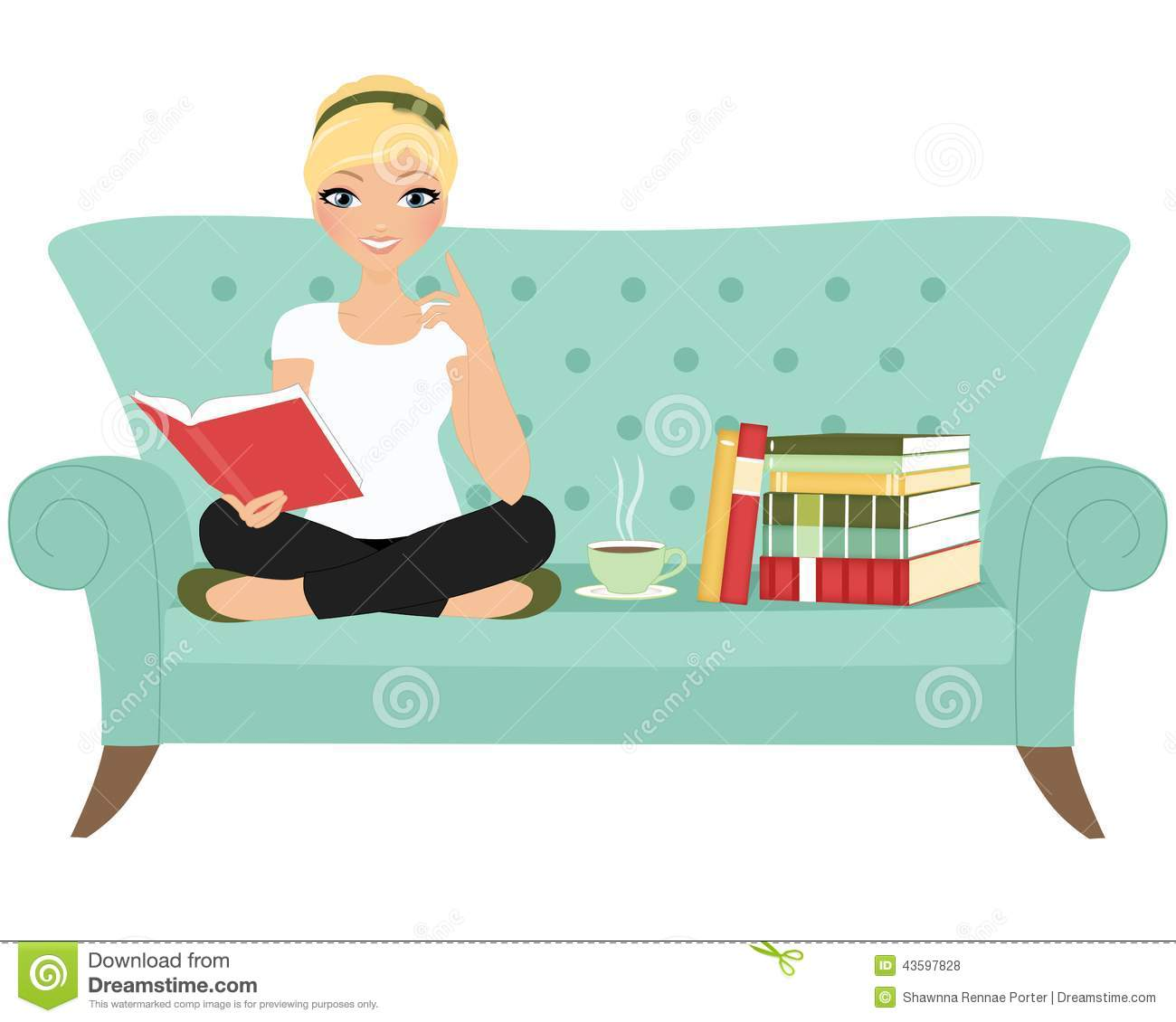 A woman reading a book clipart transparent library A woman reading a book clipart - ClipartFest transparent library
