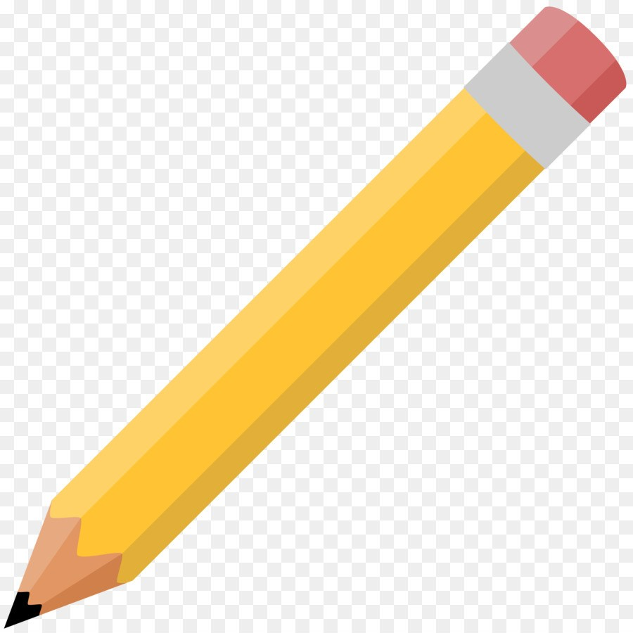 A yellow pencil clipart png freeuse stock Yellow pencil clipart » Clipart Portal png freeuse stock