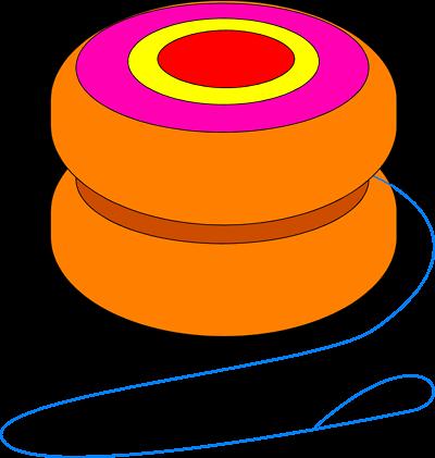 A yoyo clipart