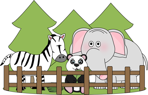 Zoo clipart clipart