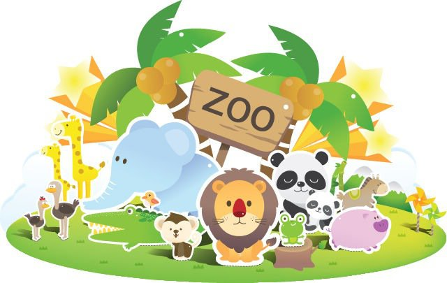Zoo picture clipart vector freeuse library Free Zoo Cliparts, Download Free Clip Art, Free Clip Art on Clipart ... vector freeuse library