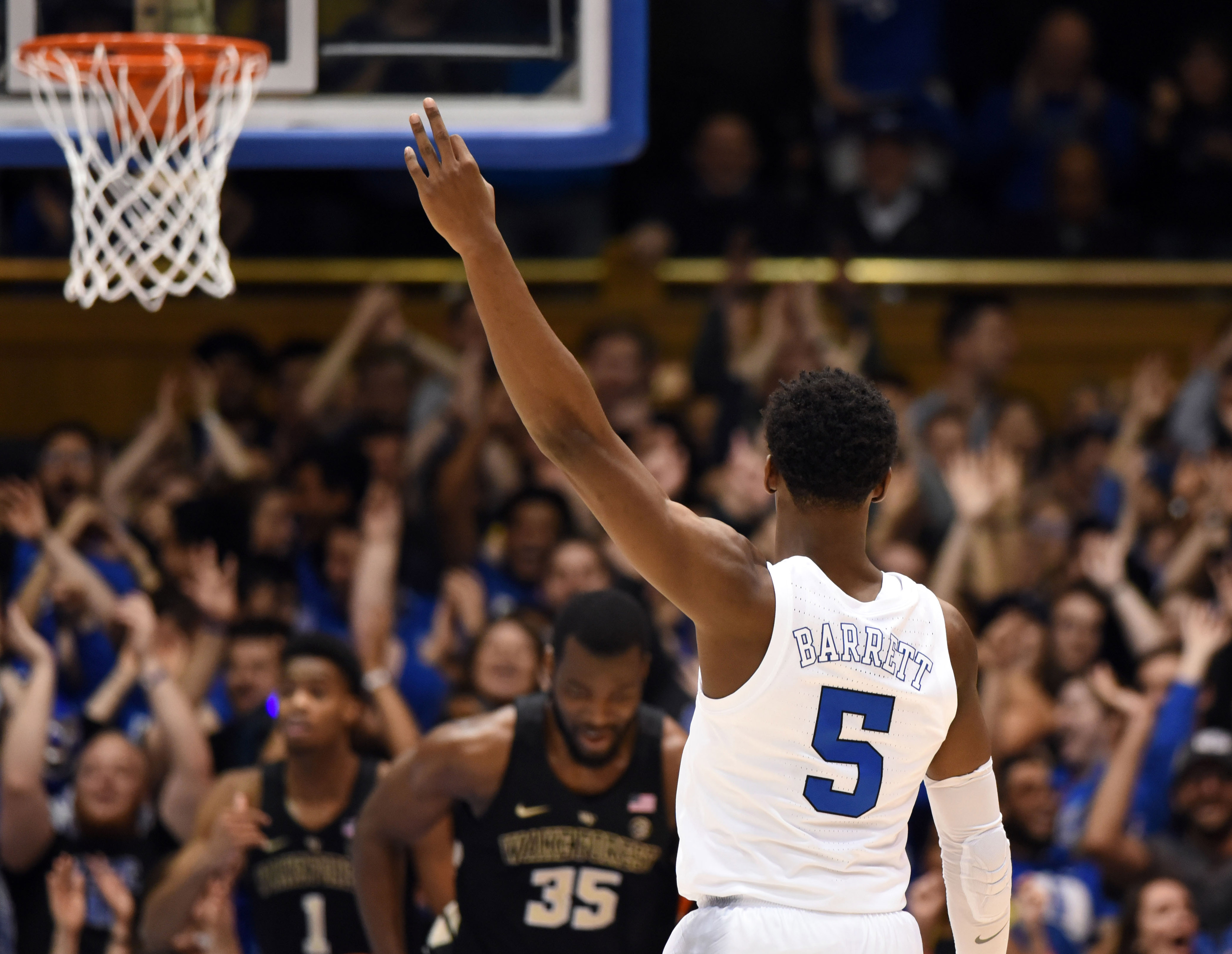 Know The Prospect: R.J. Barrett - Posting and Toasting graphic library