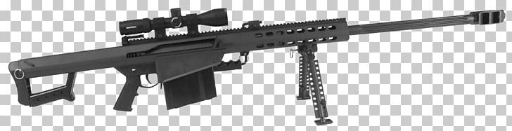 Assault rifle Barrett M82 Barrett Firearms Manufacturing .50 BMG ... picture