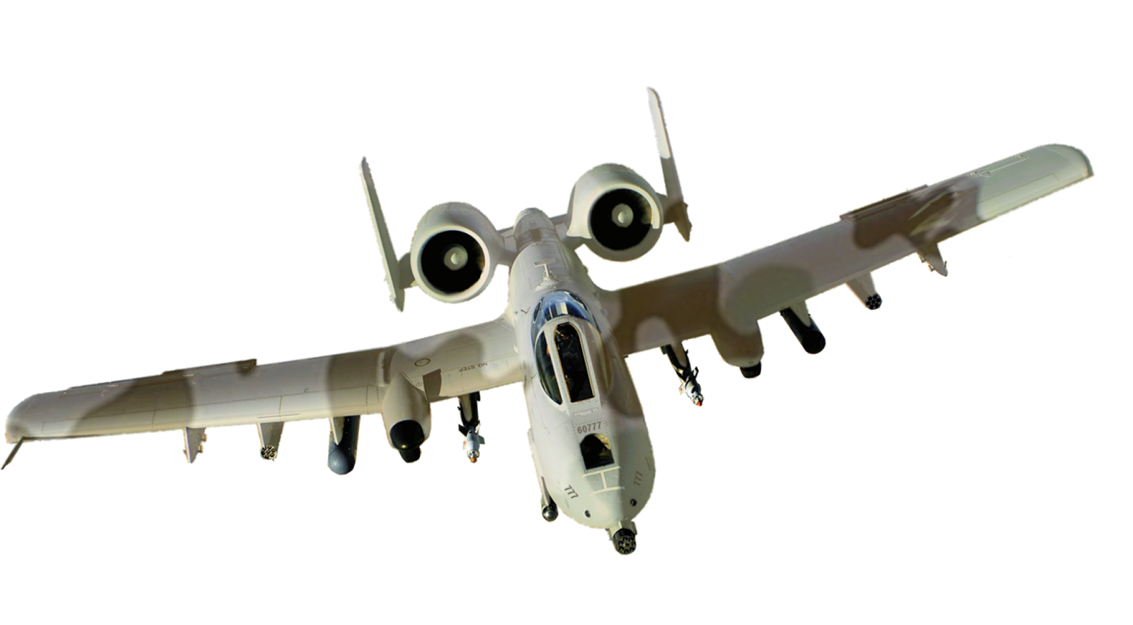 Fairchild Republic A-10 Thunderbolt II Airplane Common warthog ... banner transparent library