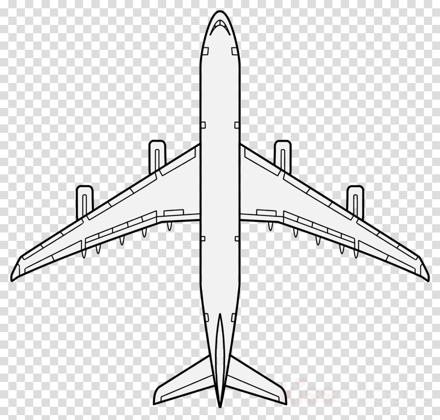 Airplane, Wing, Line, transparent png image & clipart free download png transparent stock