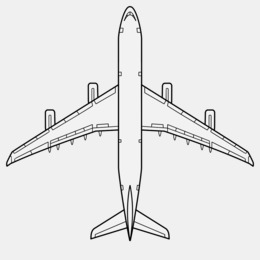 Airplane, Wing, Line, transparent png image & clipart free download picture stock
