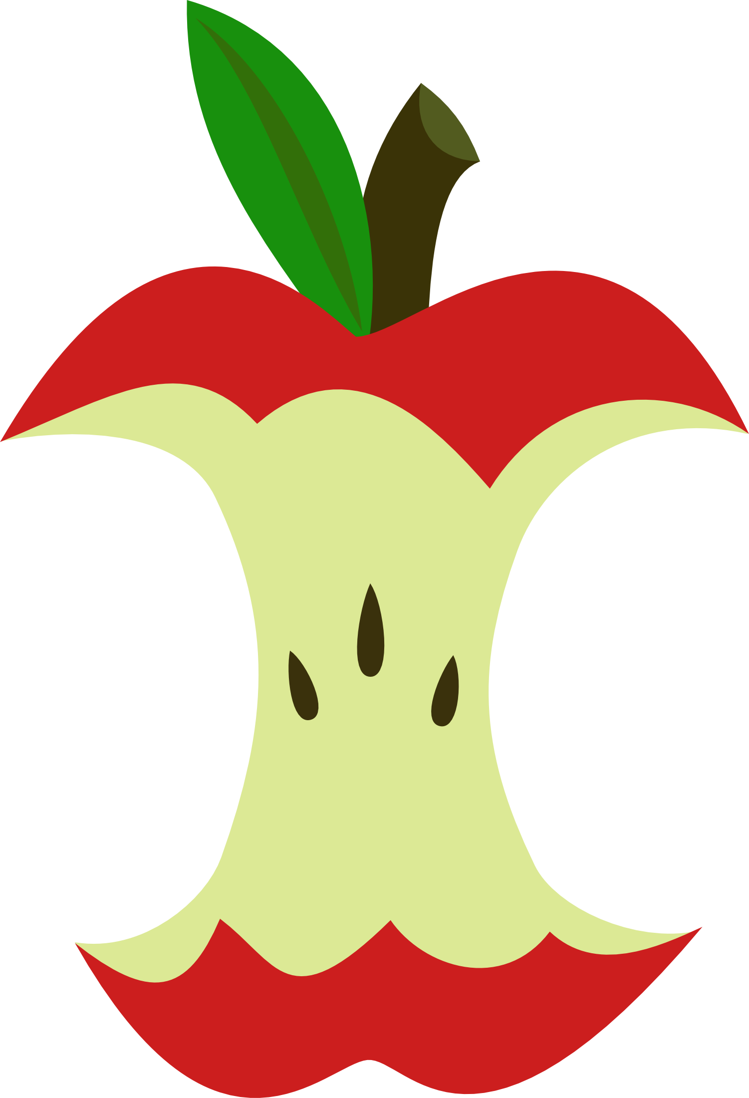 Apple slices clipart clip art transparent library The Importance of Your Core (Not Just Abs!) | Apples, Cricut and Crafty clip art transparent library