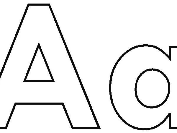 Aa clipart black and white clipart free Letter Aa Clipart Black And White – Clipartxtras pertaining to ... clipart free