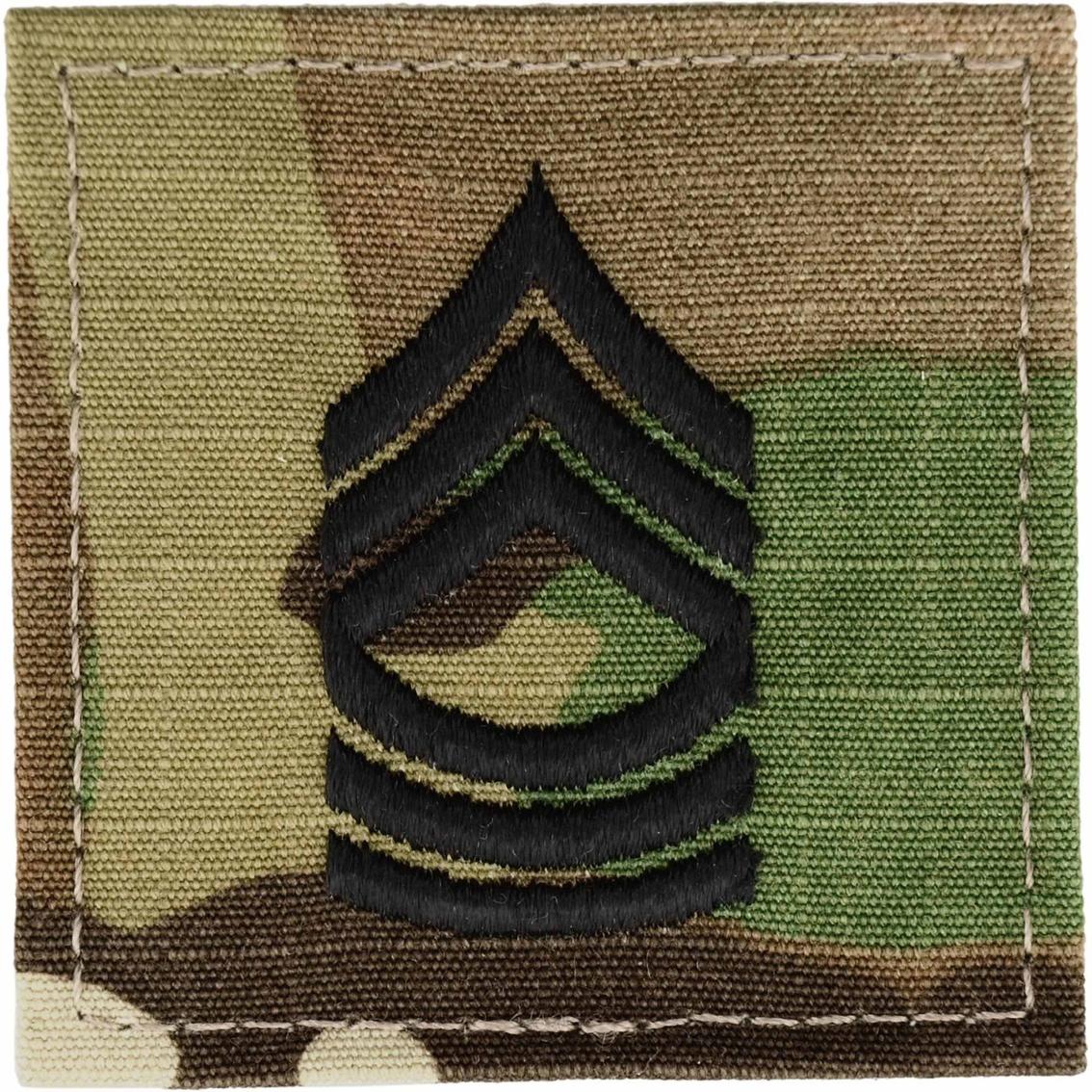 Aafes army msg rank clipart jpg free stock Army Rank Master Sergeant (msg) Velcro (ocp), 2 Qty Per Pkg   Ocp ... jpg free stock
