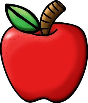 Aapples clipart banner royalty free Apple Freebie - Cheers | miss gahafer | Apple clip art, School ... banner royalty free