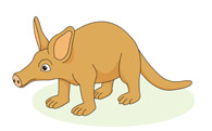 Search Results for Aardvark - Clip Art - Pictures - Graphics ... svg royalty free library