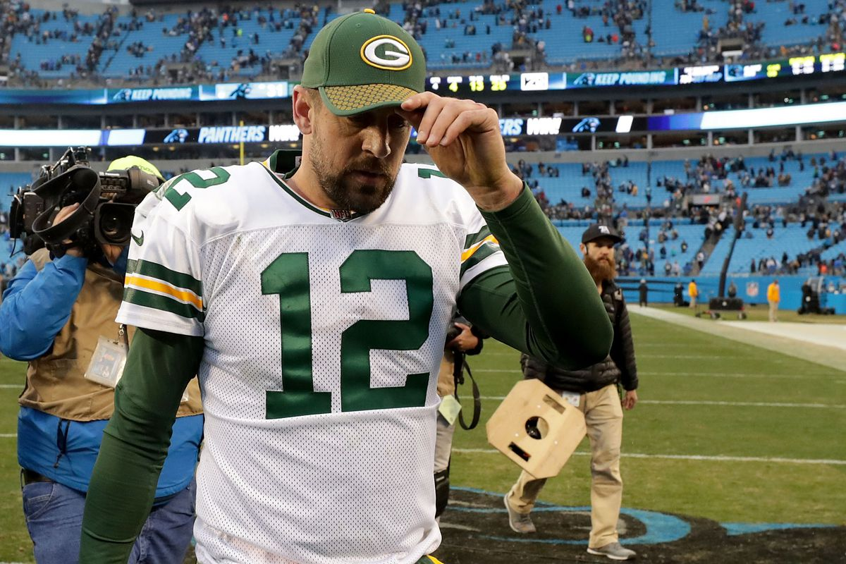 Aaron rodgers gunslinger clipart clip art royalty free download Packers place QB Aaron Rodgers on injured reserve - SBNation.com clip art royalty free download
