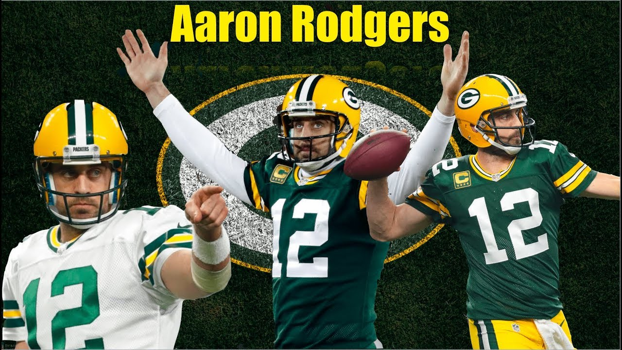 Aaron Rodgers - Green Bay G.O.A.T image