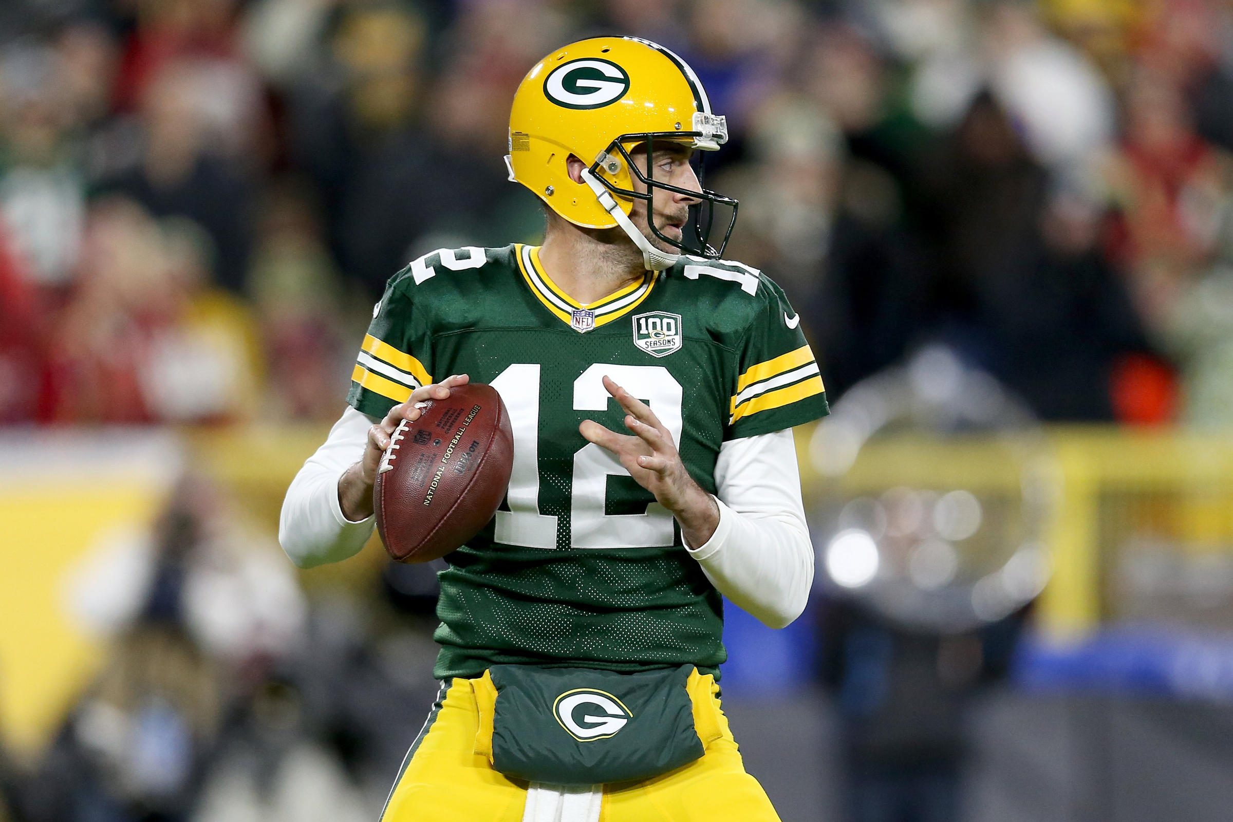 Aaron Rodgers, Bill Belichick & The Greatest Partnership That Doesn ... royalty free