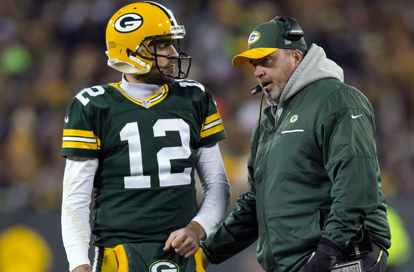 Partnership between Aaron Rodgers, Mike McCarthy was bigger than ... clip art freeuse library
