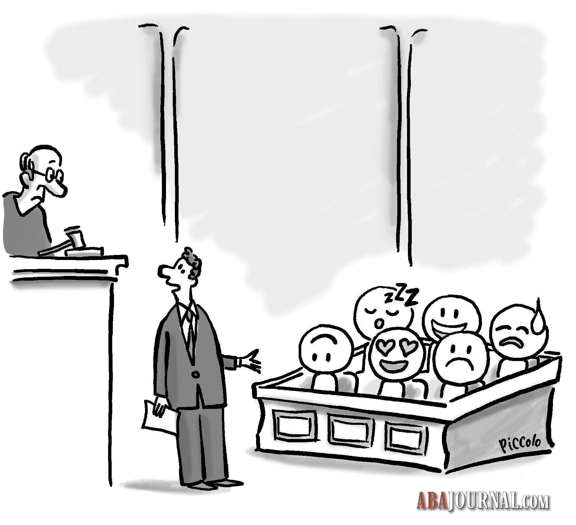 Cartoon Caption: 3 wishes from this lawyer genie might come at a price picture royalty free download