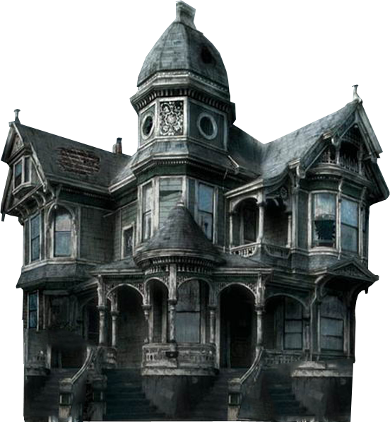 Abandoned house clipart svg download Haunted Mansion PNG Transparent Haunted Mansion.PNG Images. | PlusPNG svg download