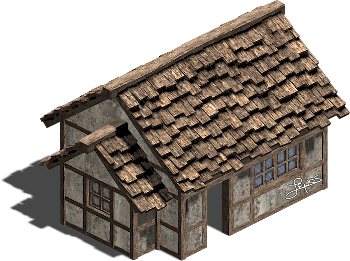 Abandoned house clipart image library library Freelance] Game Sprites - Workshop — polycount image library library