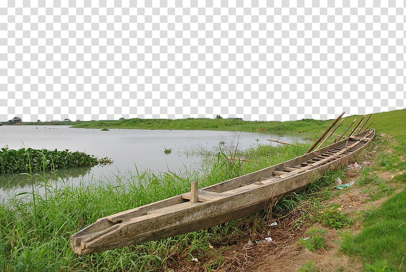Abandoned road clipart picture library River, Abandoned boats on the banks of the river transparent ... picture library