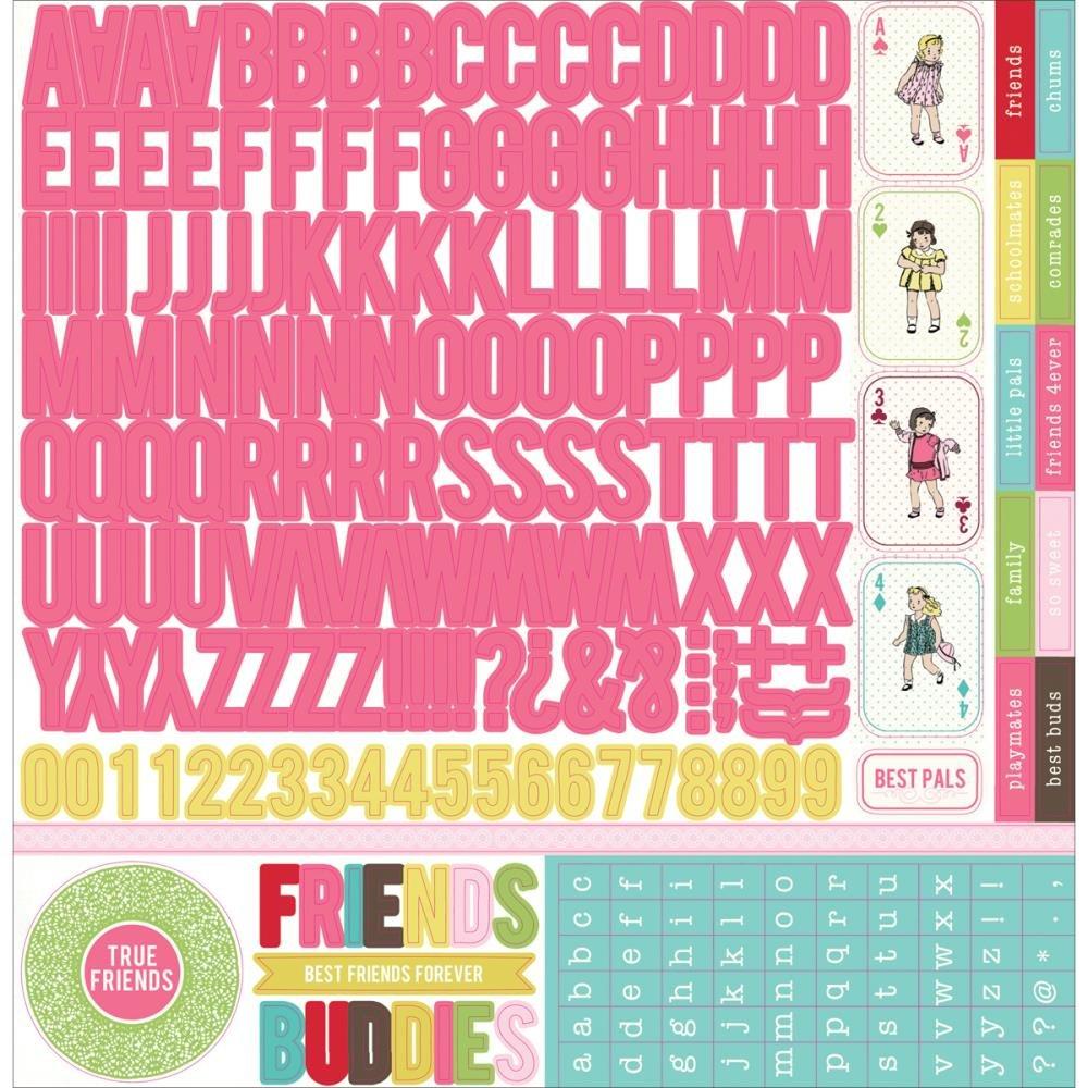 Amazon.com: Carta Bella Paper - True Friends Collection - 12 x 12 ... transparent stock