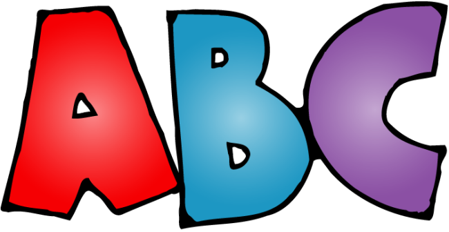 Abc and number clipart picture royalty free Abc clipart alphabet free clipartoons cliparts and others art ... picture royalty free