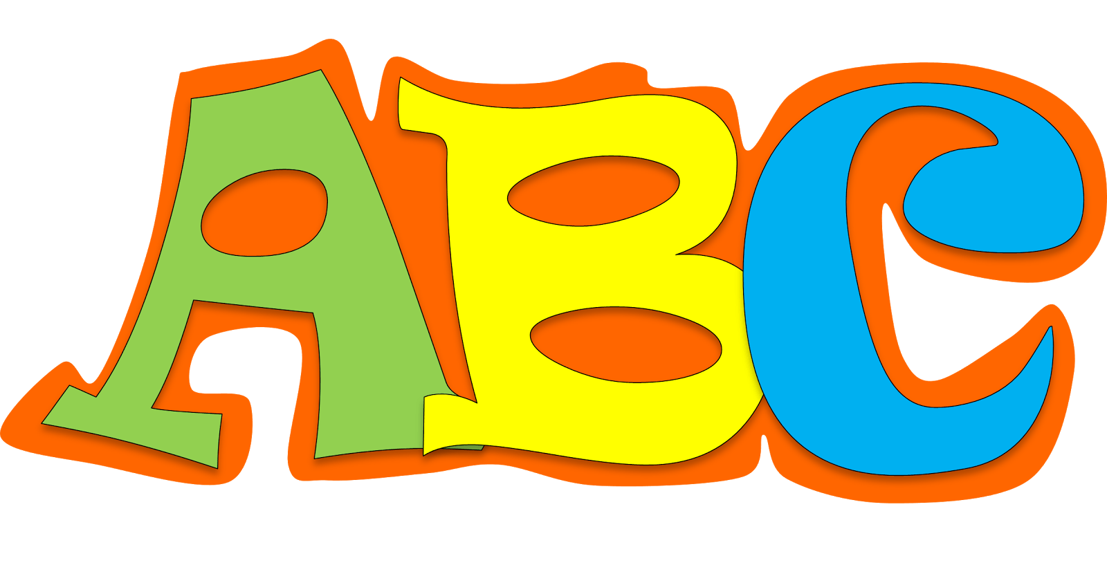 Abc Clip Art png free download