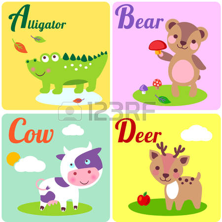 Abc animal clipart png free download 10,544 Abc Animals Cliparts, Stock Vector And Royalty Free Abc ... png free download