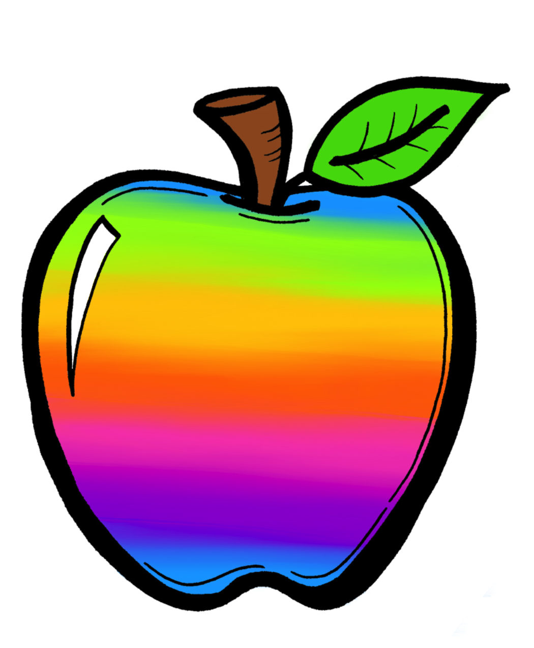 Taffy apple clipart png download Teacher Apple Clipart - Free Clip Art - Clipart Bay png download