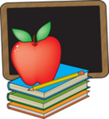 Chalkboard clipartfest image of. Abc apple clipart