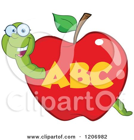 Happy . Abc apple clipart