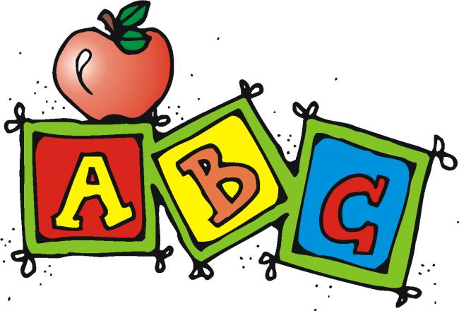 Abc apple clipart image black and white stock Abc apple clipart - ClipartFest image black and white stock