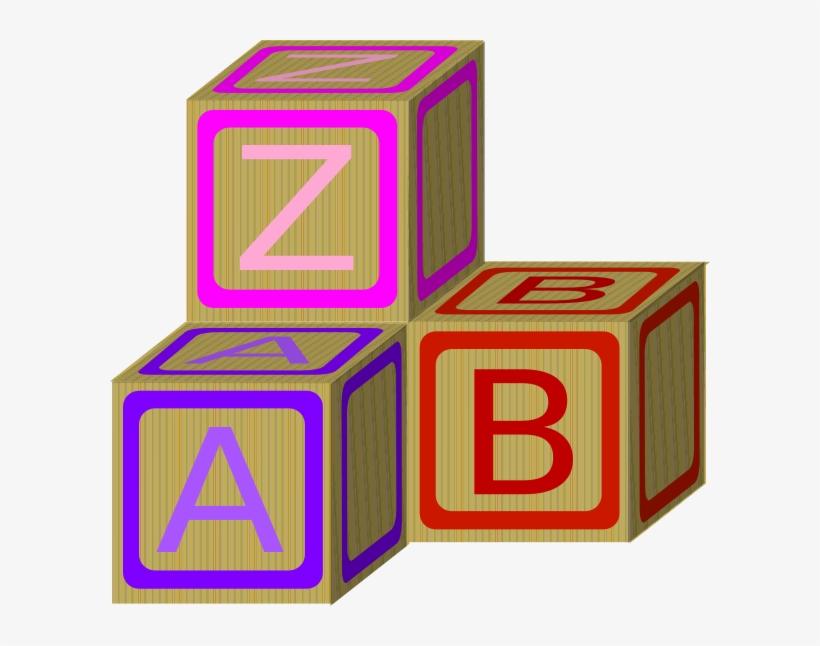 Blocki clipart clip art freeuse stock Baby Blocks Abc 2 Clip Art At Clker - Blocks Clipart Png - Free ... clip art freeuse stock