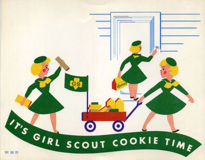 Abc baker clipart clip art royalty free download 17 Best images about Girl Scout Cookies 2013-14 on Pinterest ... clip art royalty free download