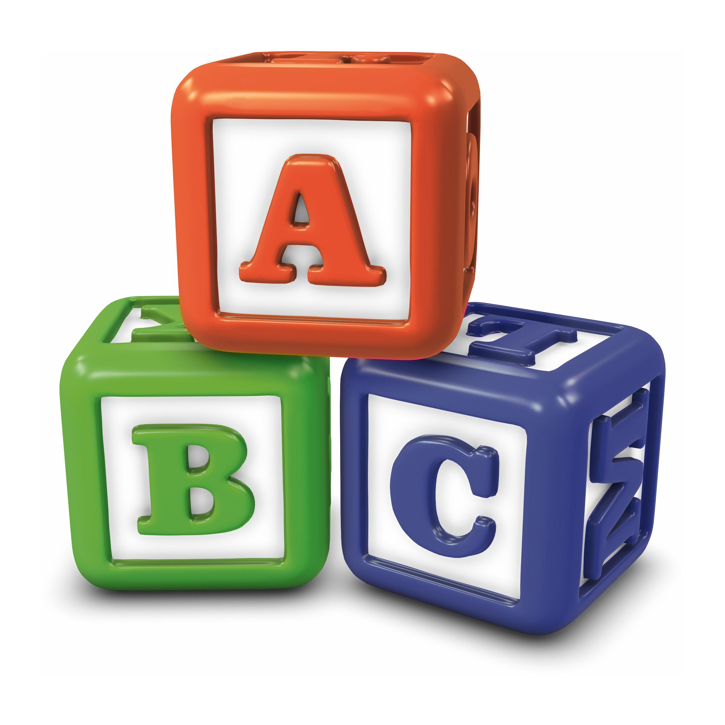 Abc block clipart graphic transparent Abc Building Blocks Clipart - Clipart Kid graphic transparent