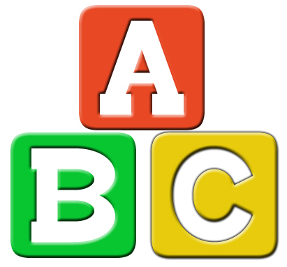 Abc block clipart - ClipartFest picture royalty free