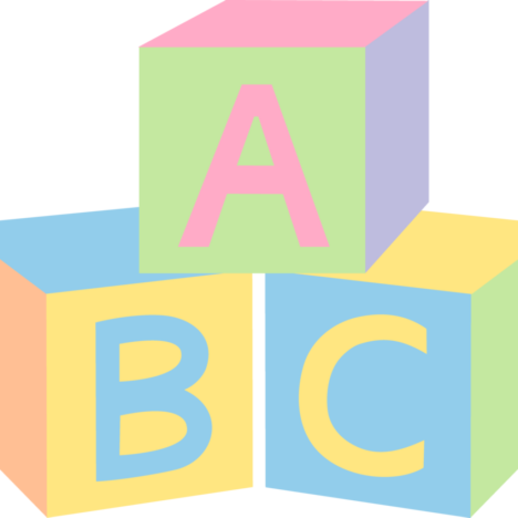 Clipart abc banner black and white library Abc Blocks Clipart fall clipart hatenylo.com banner black and white library