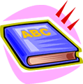 Free clipart public domain. Abc book clip art
