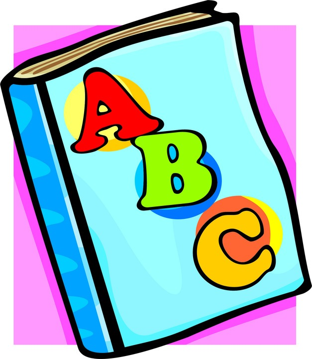 Abc book clipart - ClipartFest jpg free download