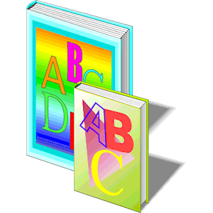 ABC Book clipart, cliparts of ABC Book free download (wmf, eps ... clip royalty free library