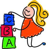 Abc building blocks clipart - ClipartFox clip art free stock
