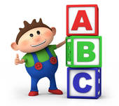 Abc building blocks clipart - ClipartFest picture free stock