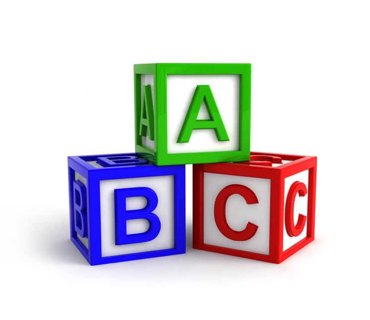 Abc Building Blocks Clipart - Clipart Kid clip art transparent stock