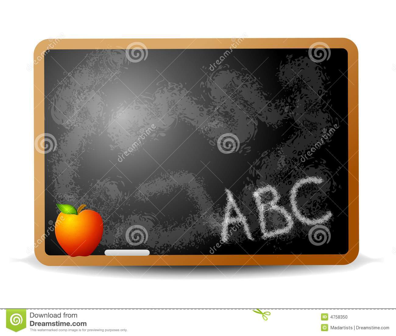 ABC Writing On Chalkboard Stock Photo - Image: 4758350 jpg free download