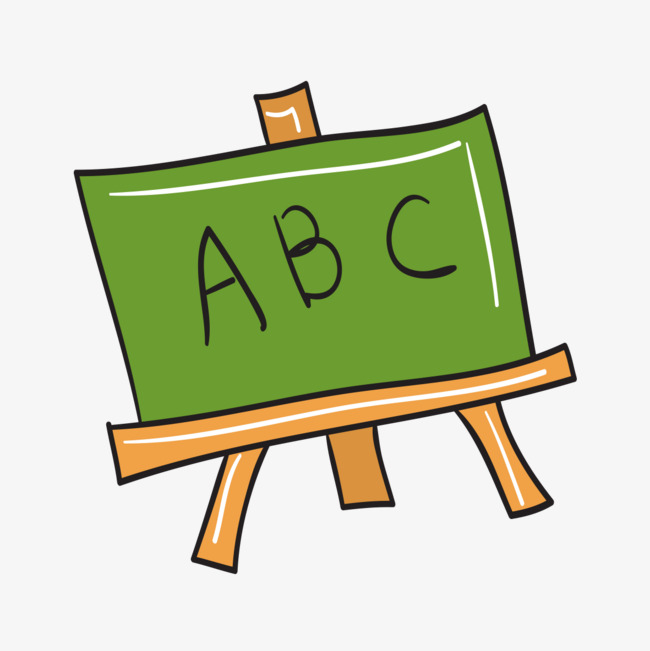Abc clipart chalkboard quote vector royalty free library Abc Chalkboard Clipart vector royalty free library