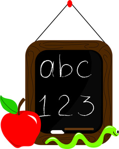 Abc clipart chalkboard quote banner royalty free library Chalkboard Borders Clipart For Teachers - Free Clipart banner royalty free library
