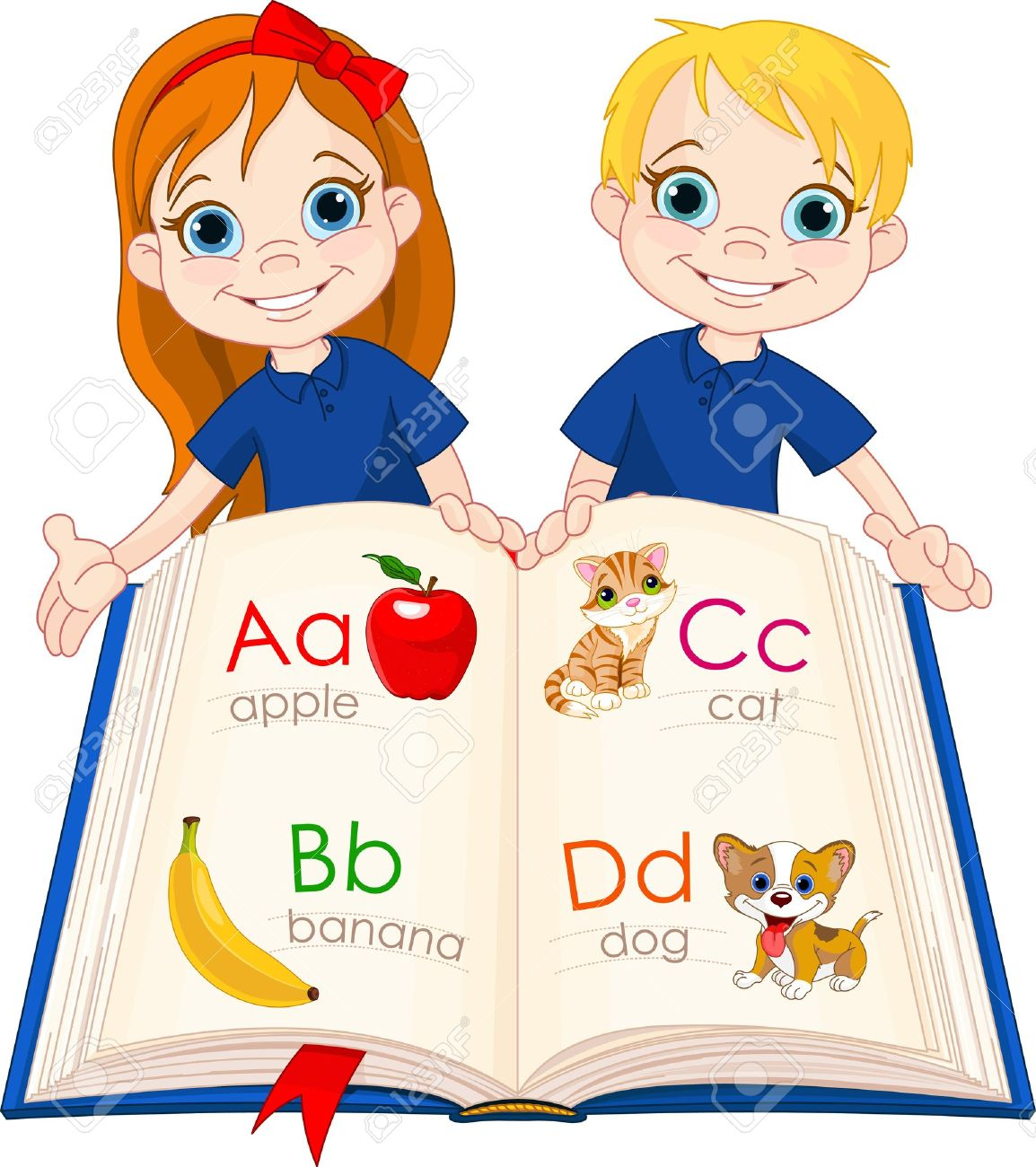 Abc clipart for kids clip art free download English clipart for kids - ClipartFest clip art free download