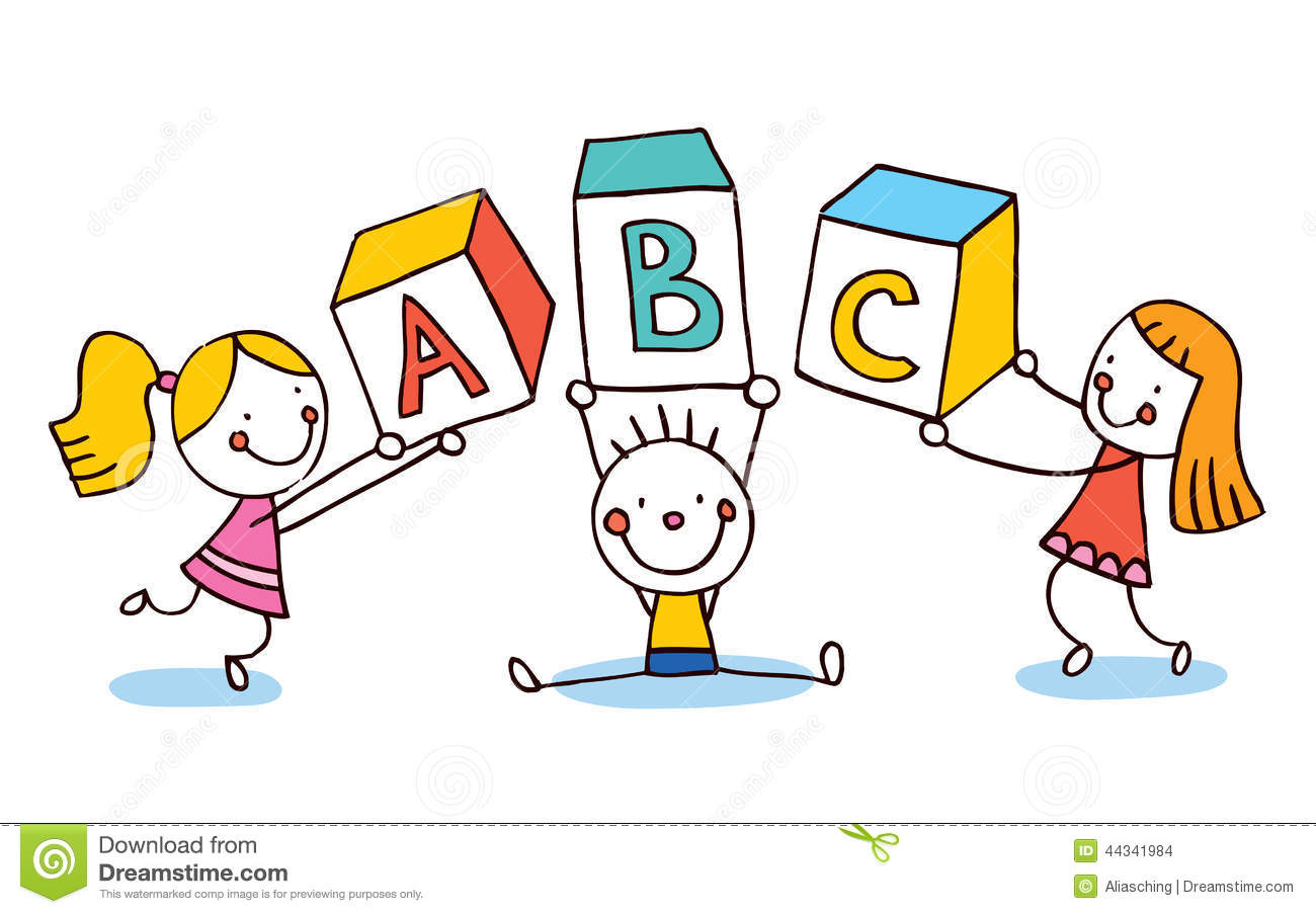 Abc clipart for kids vector library download Abc Clipart - Clipart Kid vector library download